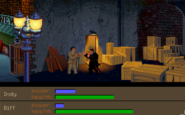 AG Community Playthrough #50: Indiana Jones and the Fate of Atlantis
